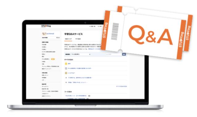 スタディング:studyingの短所の解決法:Q&A質問チケットの画像