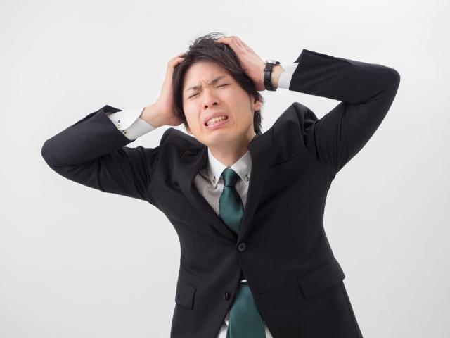 スタディング:studyingの短所:ストレスを感じるイメージ