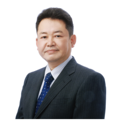 宅建テキスト「タキザワ」の瀧澤講師の写真