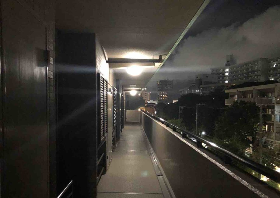 フォーサイト「マンション管理士+管理業務主任者」講座:共用廊下照明
