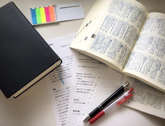 スタディング公務員講座の評判と口コミ:勉強に取り組むイメージ画像